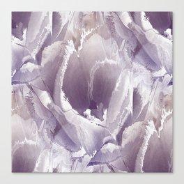 Tulip splashes Canvas Print