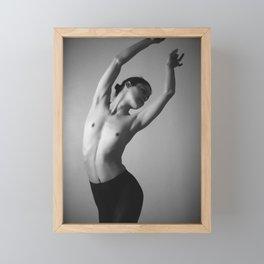 Nude 2.0 Framed Mini Art Print