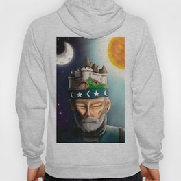 thoughtful wise Hoody