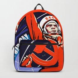 Soviet Propaganda. Yuri Gagarin Backpack