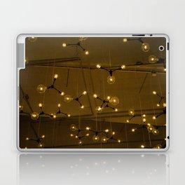 lightbulbs Laptop & iPad Skin