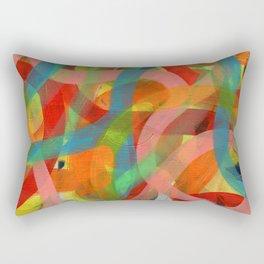 I like to play Rectangular Pillow