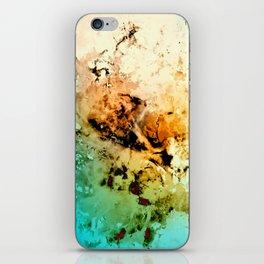 δ Minelava iPhone Skin
