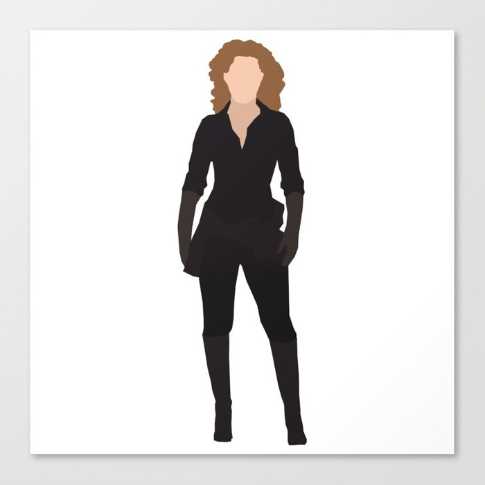 River Song: The Doctor's Wife Leinwanddruck