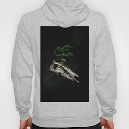 The Third Sanctuary in Space Hoody