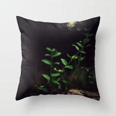 Vines  Throw Pillow