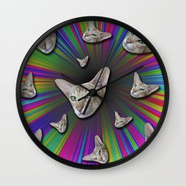 LET'S TRIP Wall Clock