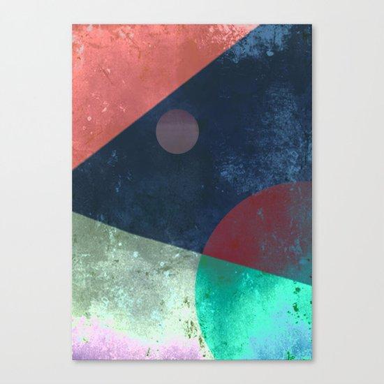 A Slice Of Sky Canvas Print