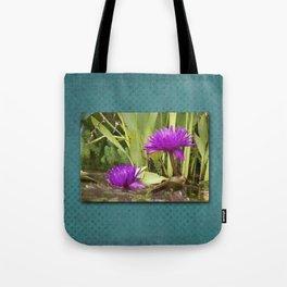 The lotus Tote Bag
