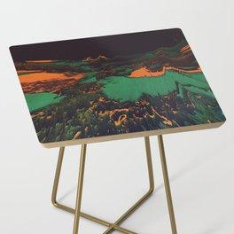 ŁÁQUESCÅPE Side Table