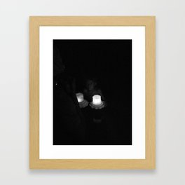Faces of Ankor Wat pt.2 - Siem Reap, Cambodia Framed Art Print