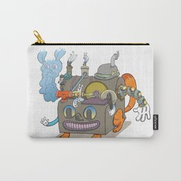 The Novelty Machine Carry-All Pouch