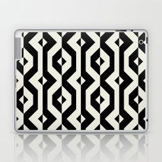Modern bold print with diamond shapes Laptop & iPad Skin