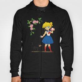 Retro Sailor Moon Hoody