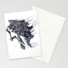 A Forest's Darkness Stationery Cards