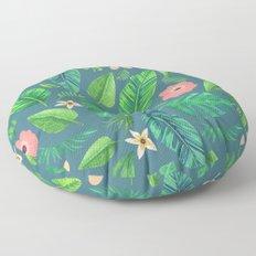Tropical Life | #society6 #decor #buyart #pattern Floor Pillow