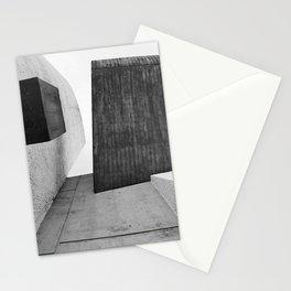 Ronchamp | Notre Dame du Haut chapel | Le Corbusier architect Stationery Cards