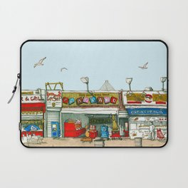 Coney Island Laptop Sleeve