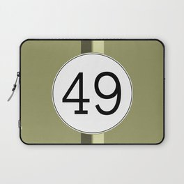 Rally 49 Laptop Sleeve