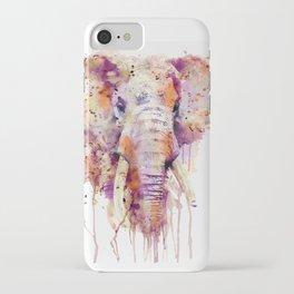 Elephant Head iPhone Case