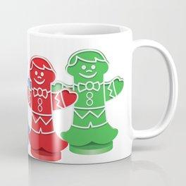 Candy Board Game Figures Coffee Mug