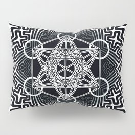 sayagata variation/metatron Pillow Sham