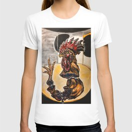 Space Rooster T-shirt