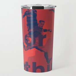 all or nothing Travel Mug
