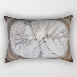 Crystal geode Rectangular Pillow