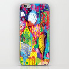 The Art Forest iPhone Skin