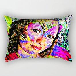 Efflorescent Tabitha Rectangular Pillow