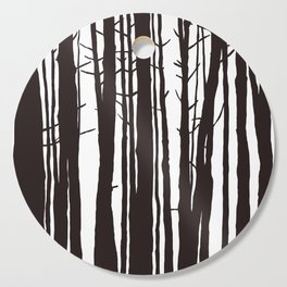 The Trees and The Forest Cutting Board