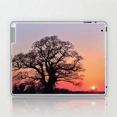 Sunset, Lttle and Large Laptop & iPad Skin