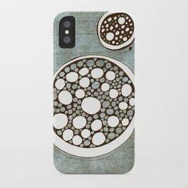Satellites iPhone Case