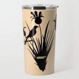 Tennessee - State Papercut Print Travel Mug