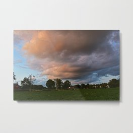 Cloud Metal Print