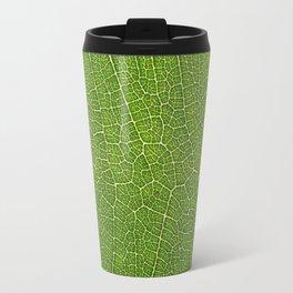 Green Leaf Travel Mug