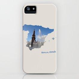 Seville, Spain iPhone Case