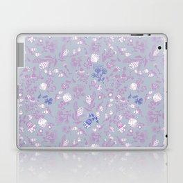 Fist Full of Lilacs Laptop & iPad Skin