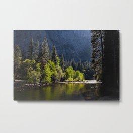 Merced River, Yosemite Metal Print
