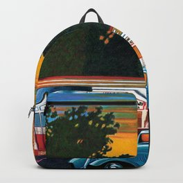 Anne deMille Flood Gallery Backpack