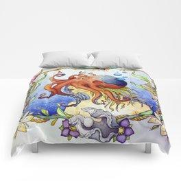 Octopus Wench Comforters