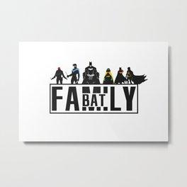 Family Metal Print