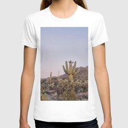desert sunset x / tucson, arizona T-shirt