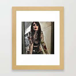 As you want Framed Art Print