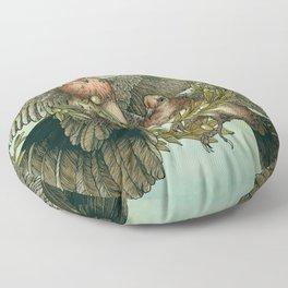 Saturnalia Floor Pillow