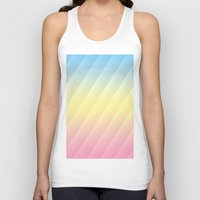 pastel Tank Tops featuring Pastel by Rebecka R