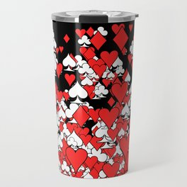 Poker Star II Travel Mug