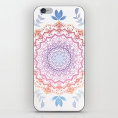 BOHO HAMSA MANDALA iPhone & iPod Skin