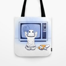 They're here! Tote Bag
